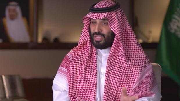 الأمير محمد بن سلمان من المقابلة