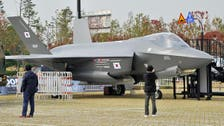 S.Korea displays F-35 stealth jets seen by the North as a threat