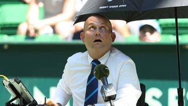 """رابطة التنس توقف حكماً إيطالياً تحرش بـ """"جامعة الكرات"""""""