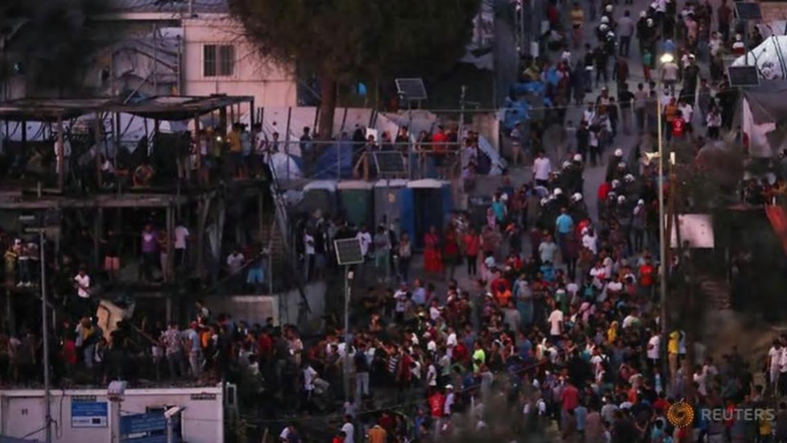 یونان 10هزار پناهجوی سوری را به ترکیه بازمیگرداند