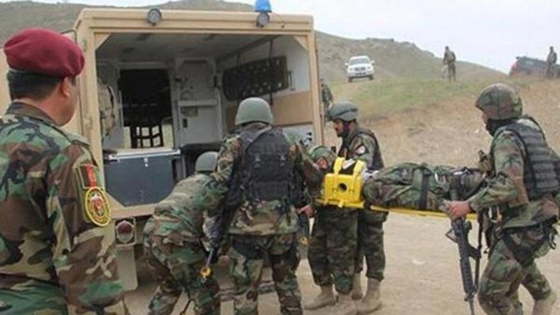 11 سرباز افغان کشته شدند