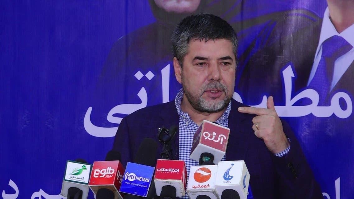 رحمت الله نبیل، نامزد انتخابات ریاست جمهوری افغانستان