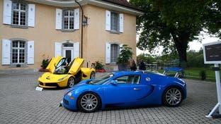 قصة مثيرة وراء بيع سيارات أشبه بالخيال في مزاد بسويسرا