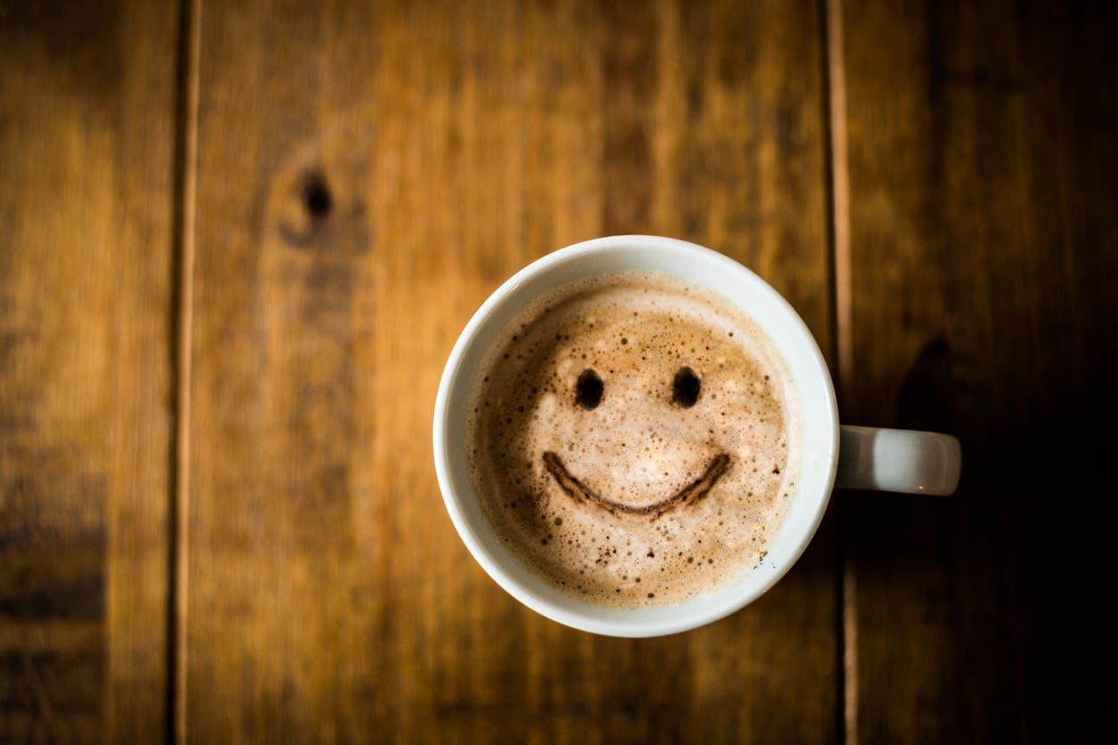 الاعتدال في شرب القهوة