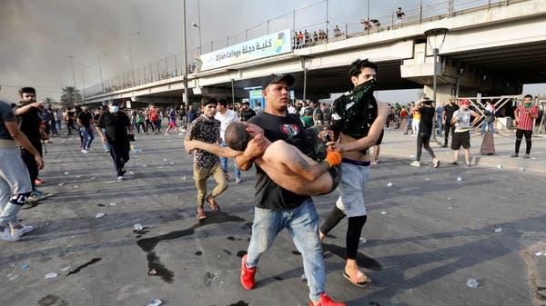العراق: اتهامات لقادة أمنيين كبار بالمسؤولية عن قتل المتظاهرين