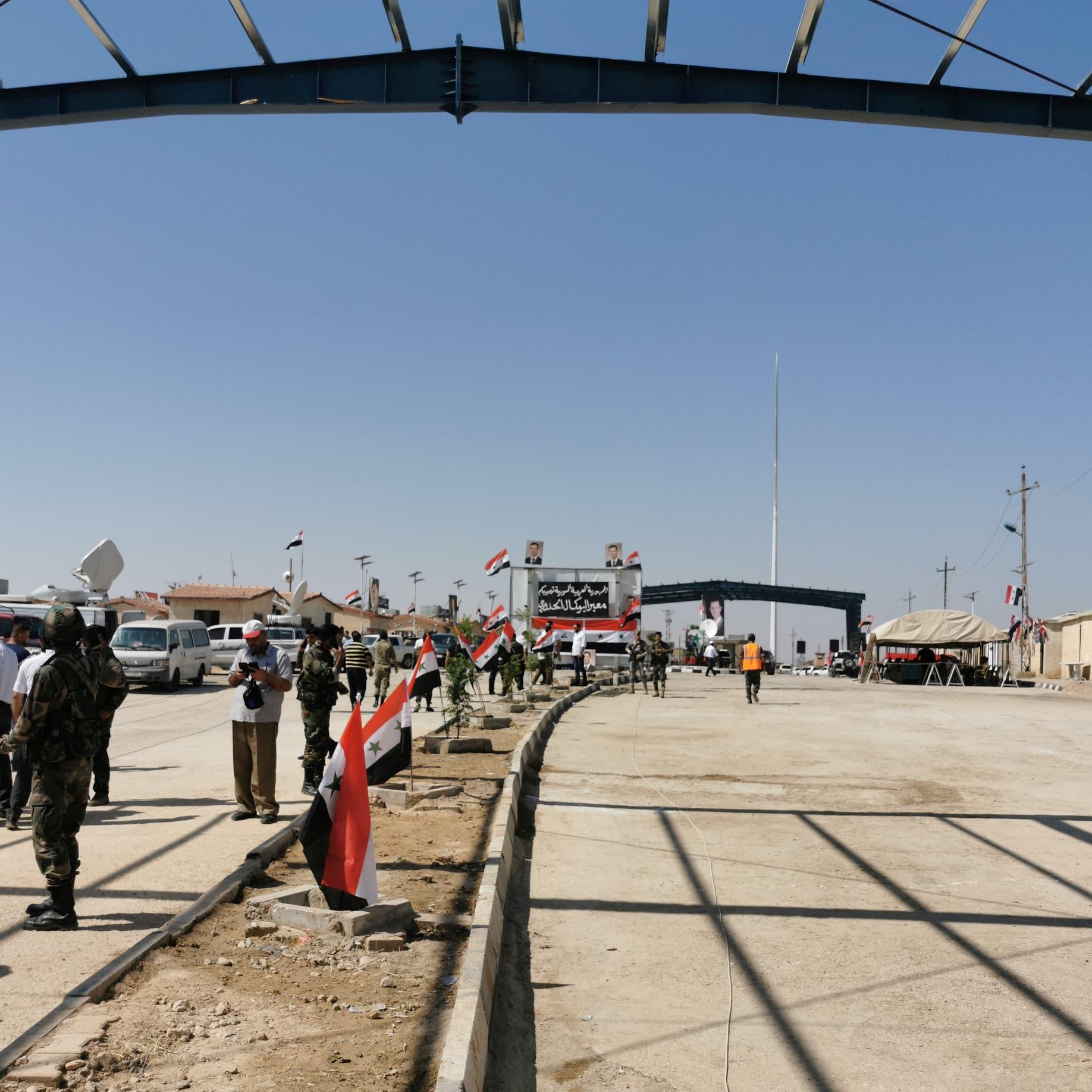مقرات جديدة لميليشيات إيران بسوريا ومعبر القائم