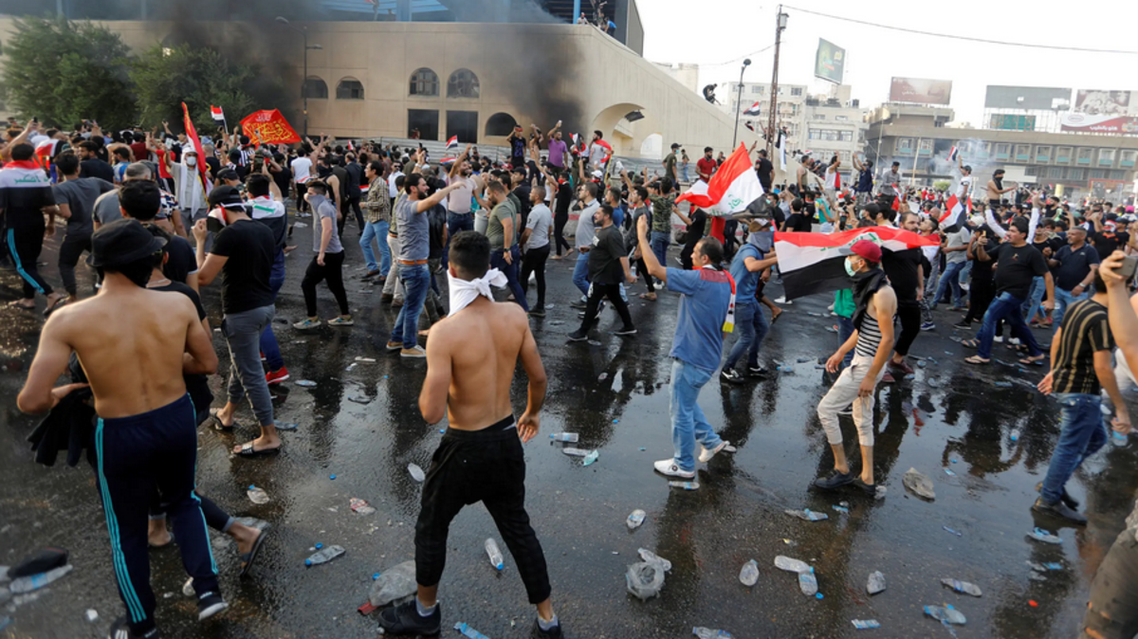 iraq protests (supplied)