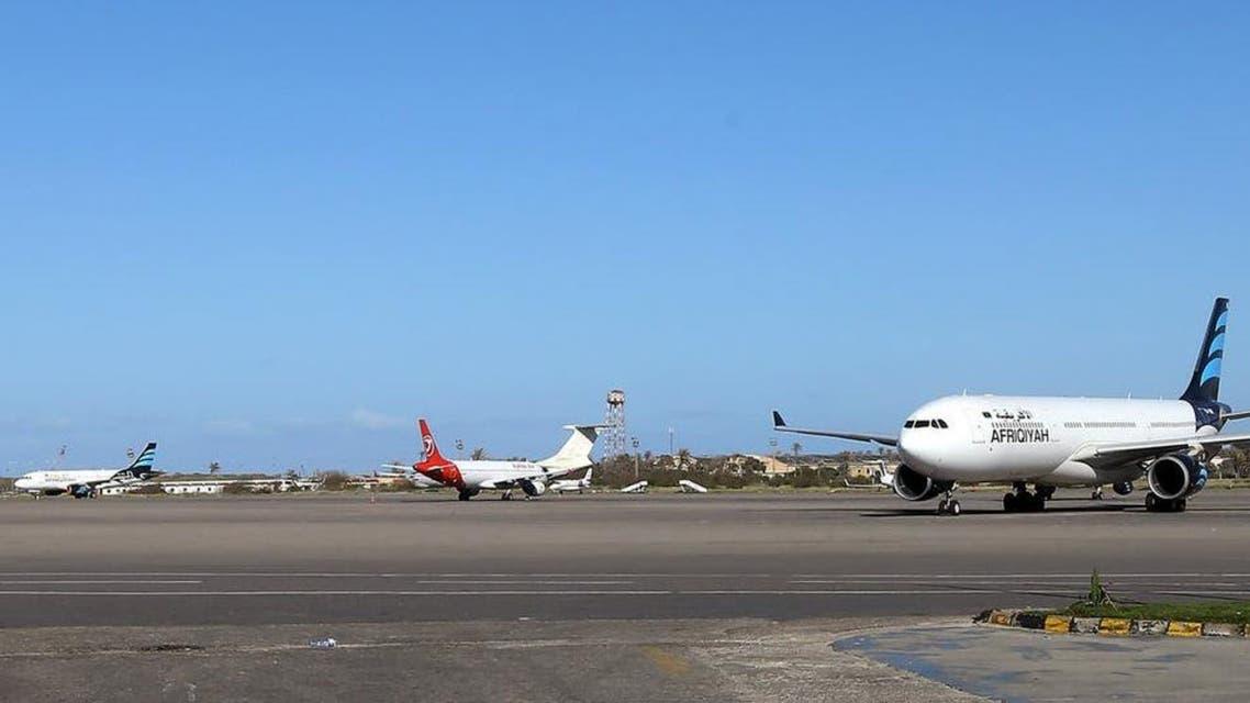 معیتیقیہ ہوائی اڈا