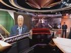 في المرمى   عباس يدعو المنتخب السعودي للعب بفلسطين