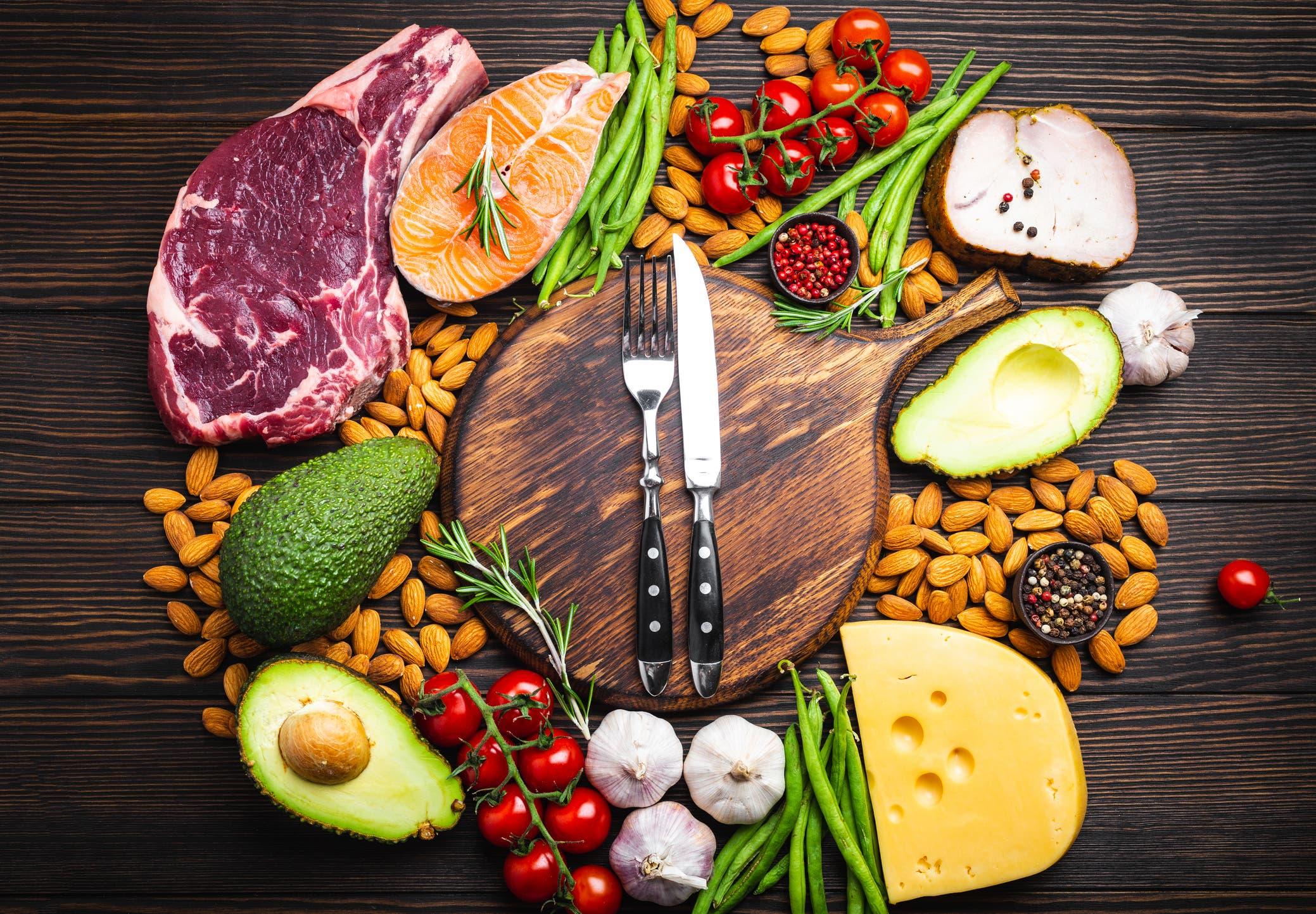 نظام الكيتو الغذائي (تعبيرية)