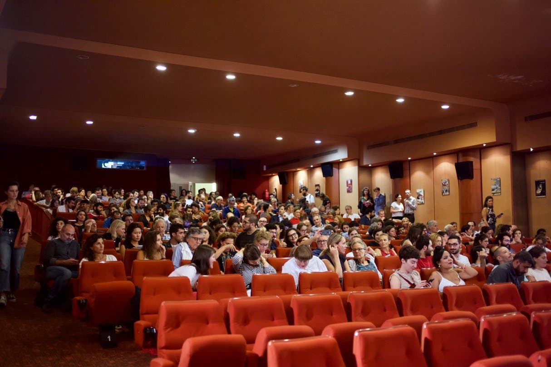 إحدى قاعات سينما متروبوليس