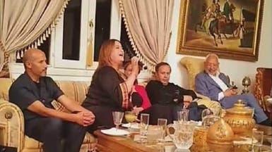 الغنوشي في مرمى الانتقادات.. حفلة فنية خاصة تغضب أنصاره