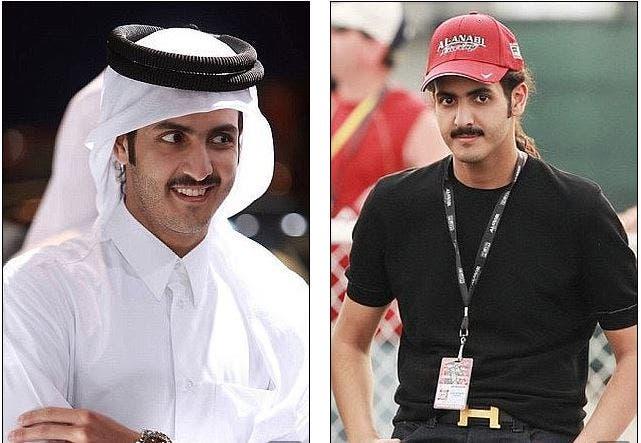 خالد بن حمد أخو أمير قطر