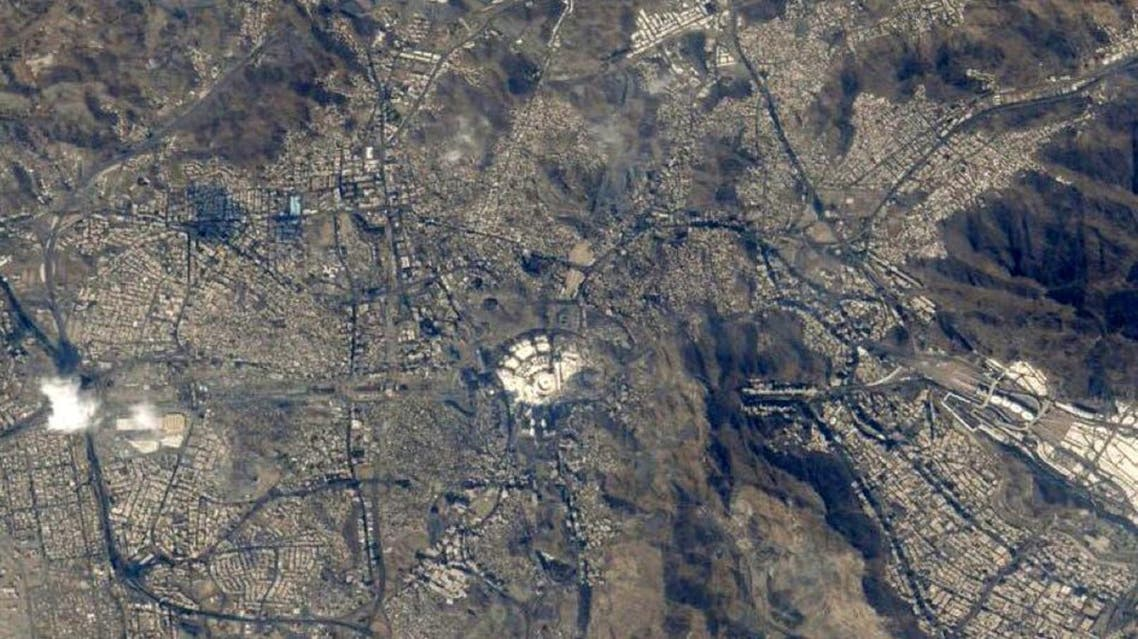 Picture of Macce from space