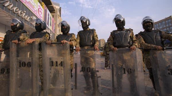العراق.. حظر تجول ببغداد والرئاسات الثلاث تدعو لمحاربة الفساد