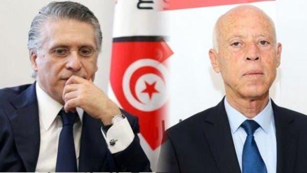تونس.. مناظرة مرتقبة اليوم بين القروي وسعيد
