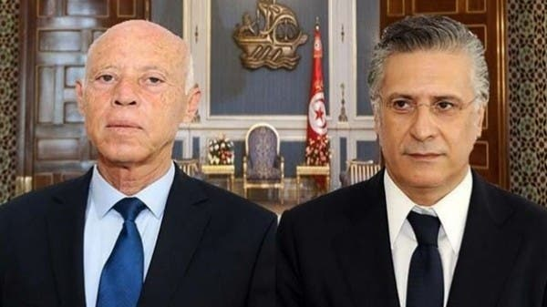 تونس تترقب مناظرة حامية اليوم بين القروي وسعيد