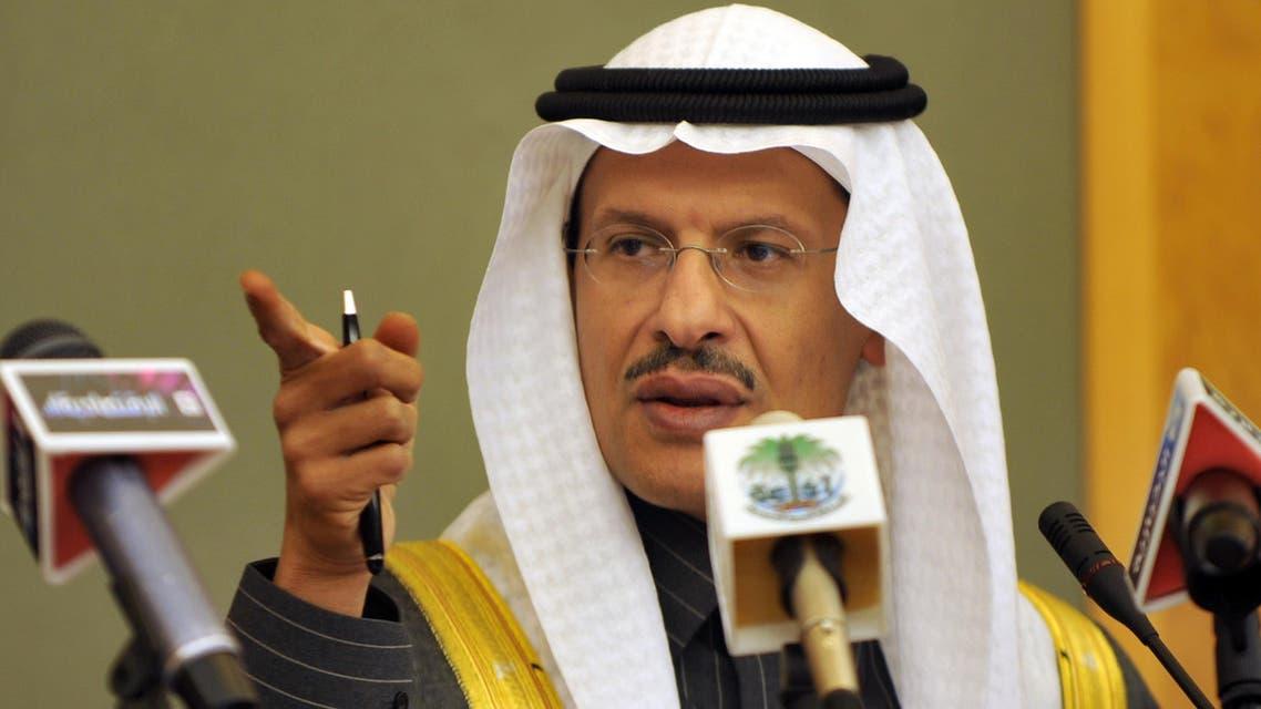 Prince Abdulaziz (AFP)