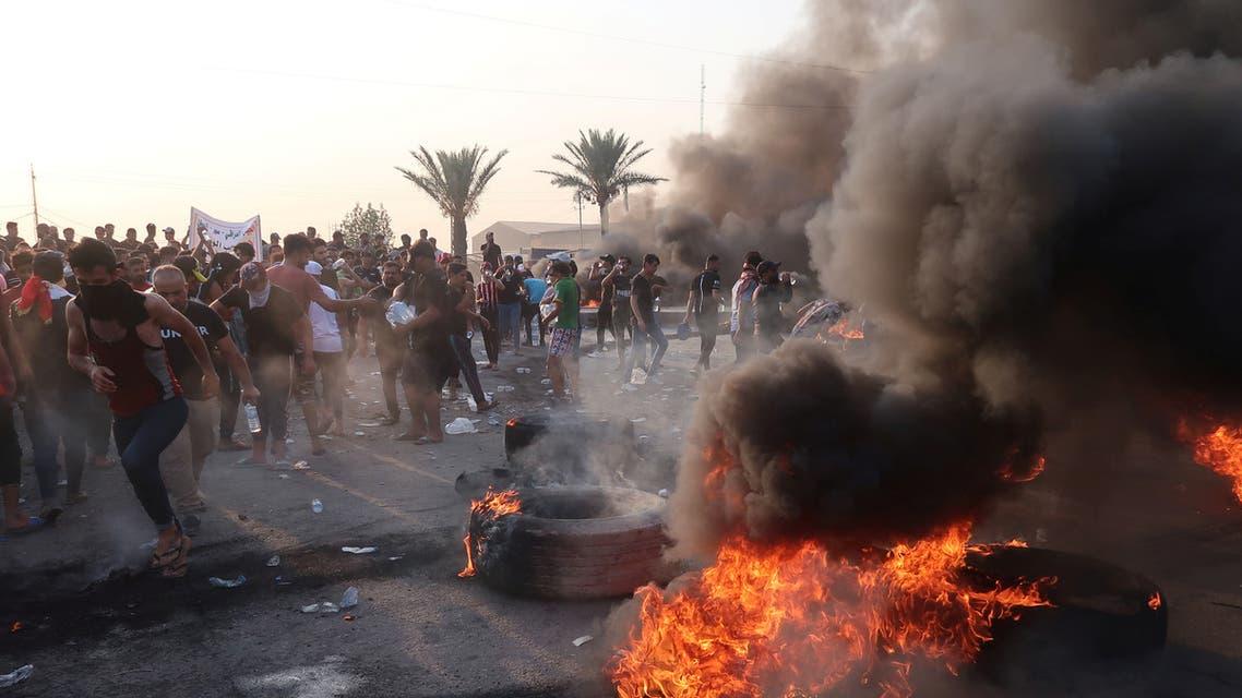 تظاهرات بغداد 2