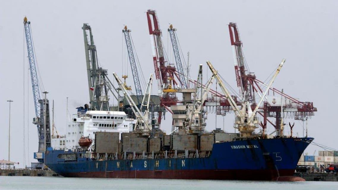 iran: Mashad Seaport