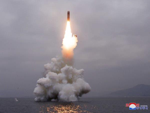 """كوريا الشمالية تعلن إطلاق """"باليستي"""" جديد من غواصة"""