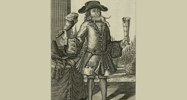 رسم تخيلي للبولندي تشارلز دومري
