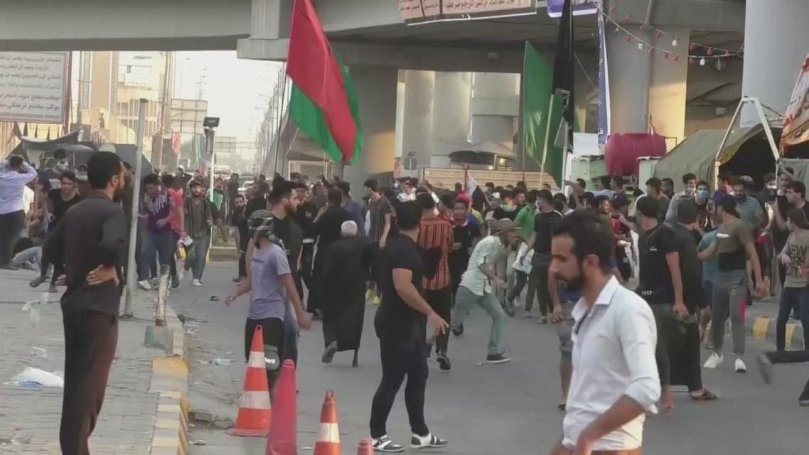 العراق.. هذا ما قاله عبدالمهدي لامتصاص غضب المتظاهرين