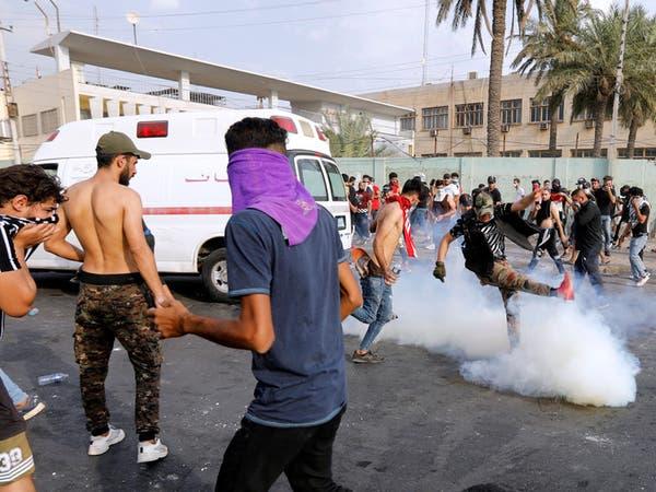 الأمن العراقي: رصدنا حالات قنص أصابت مدنيين وعسكريين