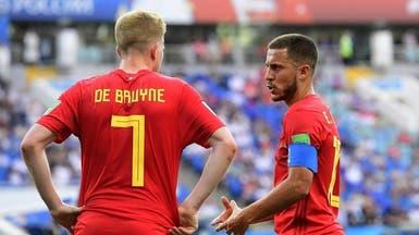 دي بروين يغيب.. وهازارد يعود إلى منتخب بلجيكا