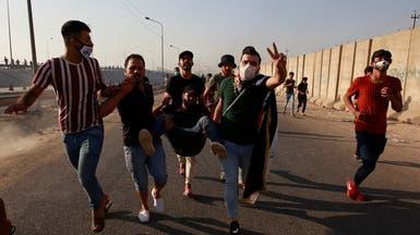 نائب عراقي يغرد عن قتل المتظاهرين: إيران تقنصنا
