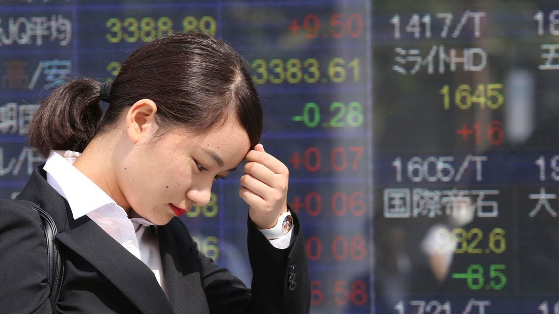Asia stocks Japan business - AP