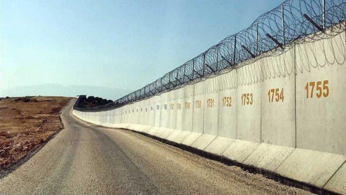 turkey and sryia Fence