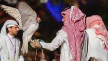 350 صقّاراً من مختلف دول العالم يلتقون في الرياض