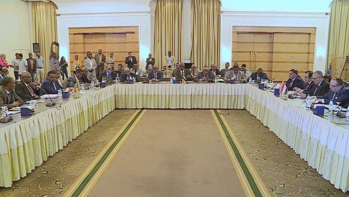 اجتماعات سد النهضة لوزراء الري في مصر والسودان واثيوبيا