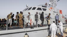 Libya's coast guard intercepts 102 Europe-bound migrants