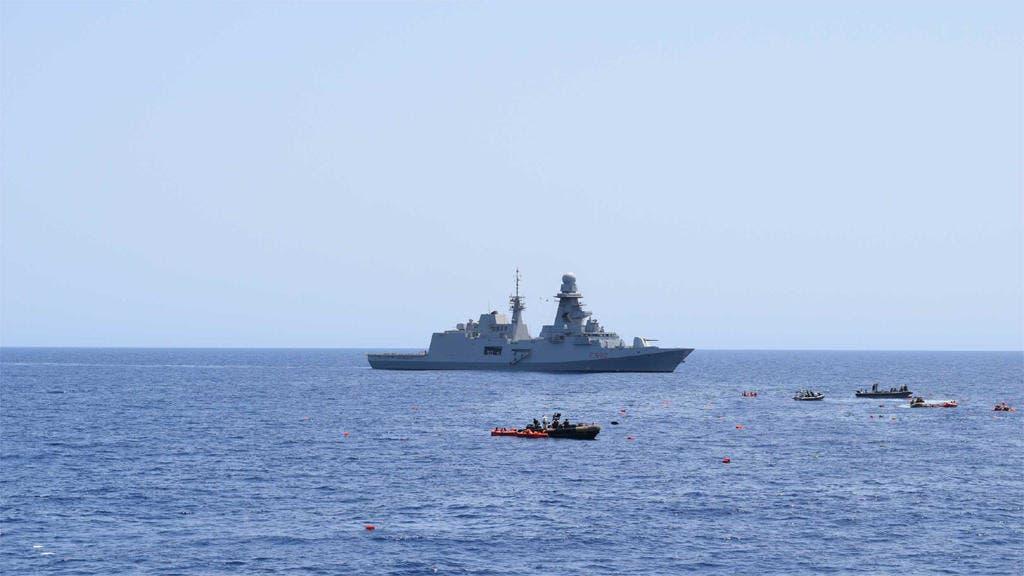 قبالة ليبيا