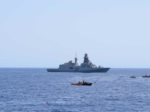 الأمم المتحدة تمدد تفويض تفتيش السفن قبالة ليبيا