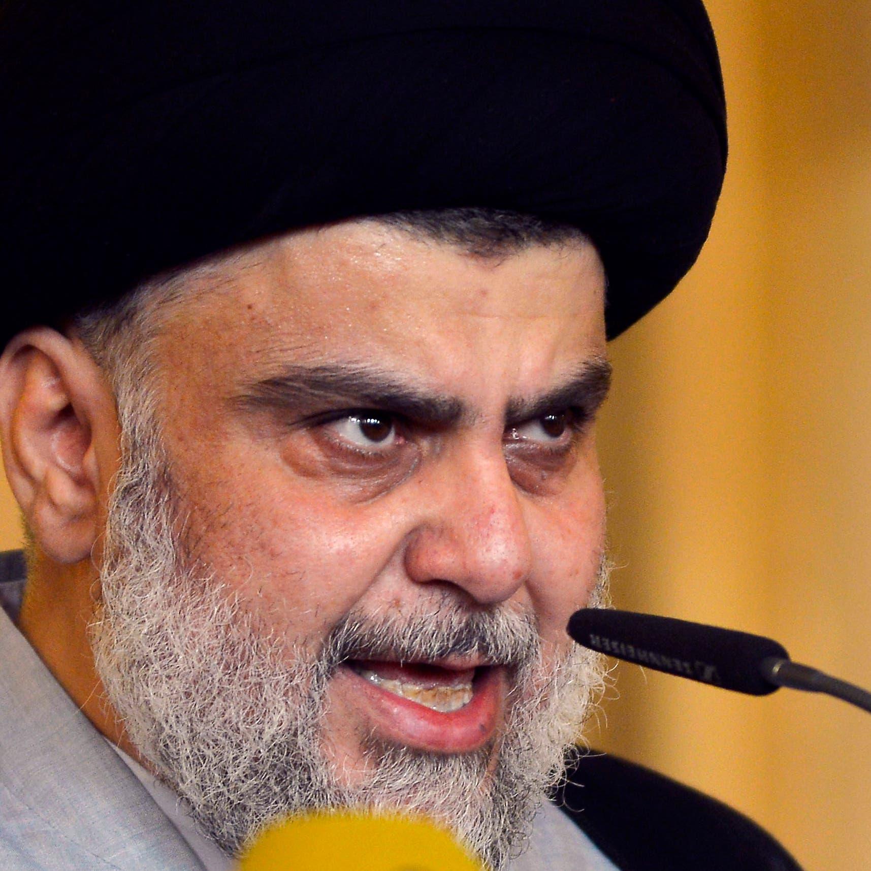 مقتدى الصدر: لن نشارك بالحكومة العراقية المقبلة