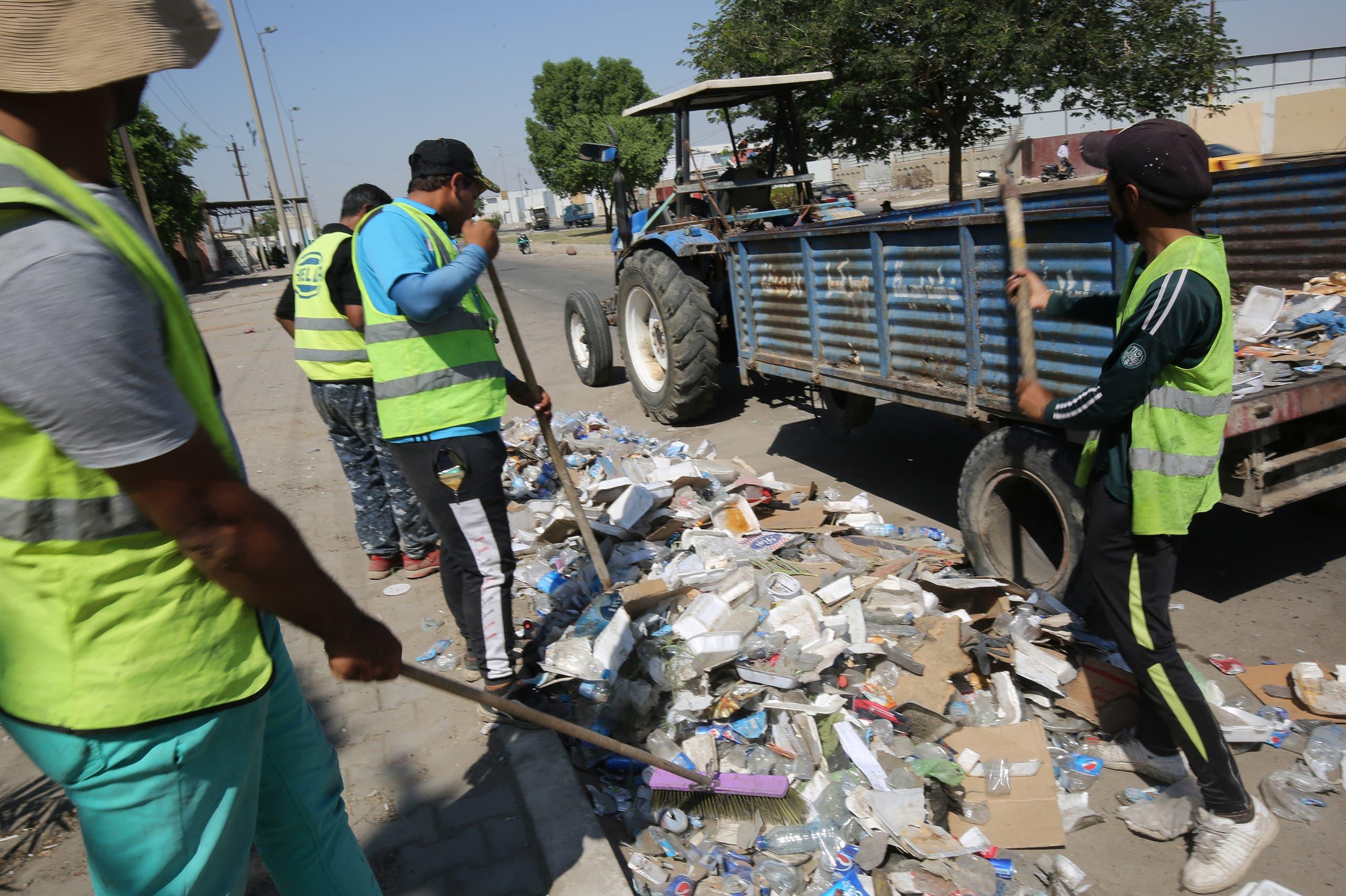 من بغداد (5 أكتوبر- فرانس برس)