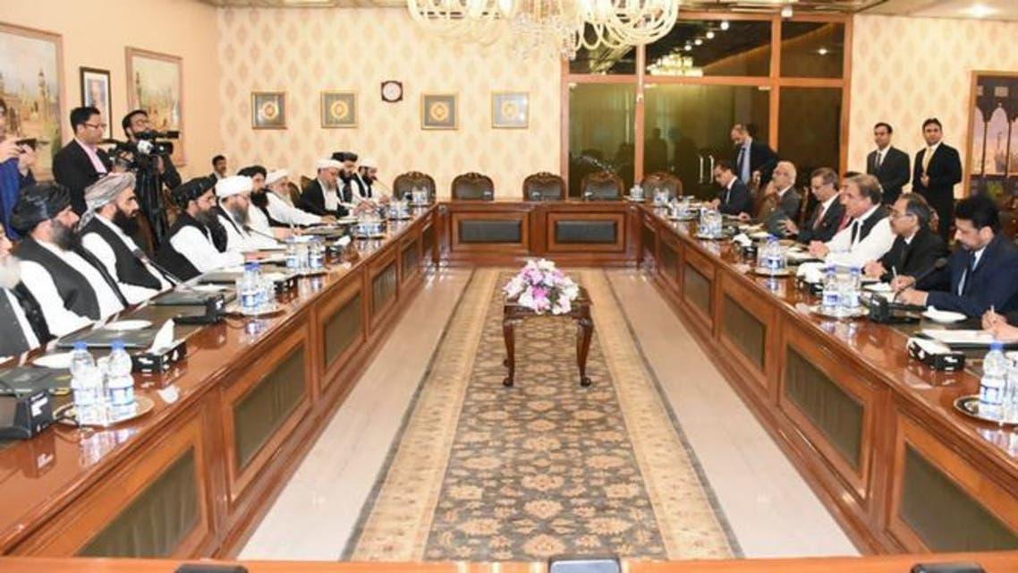 اختلاف سخنگویان ارگ و وزارت خارجه افغانستان در مورد سفر هیئت طالبان به پاکستان