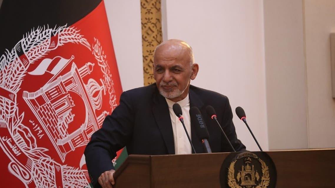 غنی: تا سه هفته آینده رییسجمهوری جدید افغانستان کارش را آغاز میکند