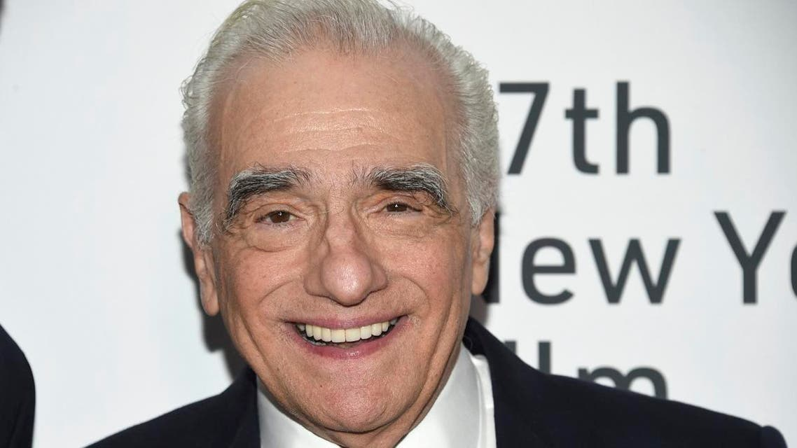 """Director/producer Martin Scorsese attends the world premiere of """"The Irishman"""" during the opening night of the 57th New York Film Festival on Sept. 27, 2019, in New York. (AP)"""