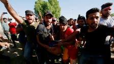 العراق.. 8 قتلى ونحو 25 جريحاً في احتجاجات مدينة الصدر
