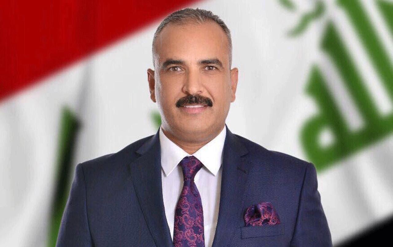 النائب العراقي أحمد الجبوري