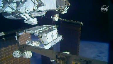 بدء أول مرحلة لاستبدال بطاريات محطة الفضاء الدولية
