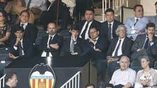 جماهير غاضبة تهدد رئيس فالنسيا بالقتل