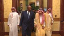 شاہ سلمان سے سوڈانی وزیراعظم اور خودمختار کونسل کے صدر کی ملاقات