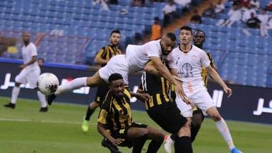 تحديد موعد مباراتي الاتحاد والشباب في البطولة العربية