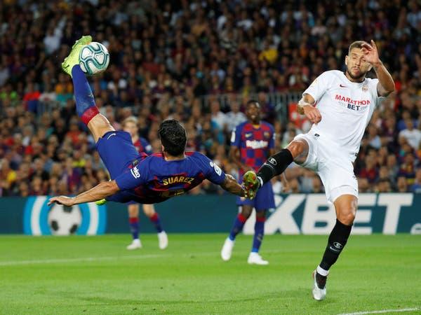 سواريز: غريزمان اندمج مع برشلونة.. وسنضحي من أجل عودة نيمار