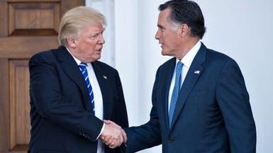 """ترمب يدعو لعزل رومني.. """"ألعوبة في أيدي الديمقراطيين"""""""